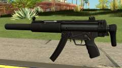 MP5-SD CS:GO para GTA San Andreas