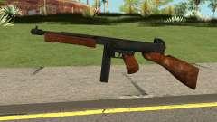 Thompson M1A1 Fallout Style para GTA San Andreas