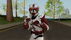 Star Wars Clone Commander Fox para GTA San Andreas