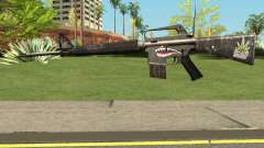M4 DrugWar para GTA San Andreas