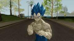 Vegeta Super Sayayin Blue Damaged para GTA San Andreas