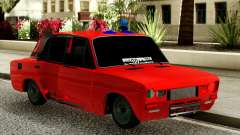 VAZ 2106 Quebrado para GTA San Andreas