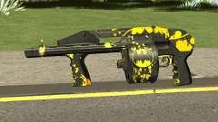 Batman Spas12 (Combat Shotgun) para GTA San Andreas