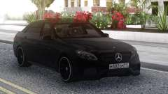 Mercedes-Benz E-Class E63 AMG S 4-Matic