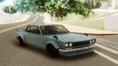 Nissan Skyline 2000 para GTA San Andreas