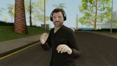 GTA Online: After Hours Solomun DJ para GTA San Andreas