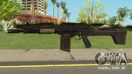 XMLAR Assault Rifle para GTA San Andreas