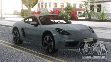 Porsche 718 para GTA San Andreas