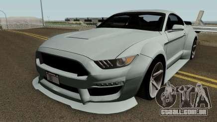 Ford Mustang Widebody MK.VI (S550) 2015 para GTA San Andreas
