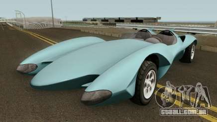 Declasse Scramjet Mach 5 v2 GTA V para GTA San Andreas