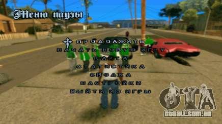 Crack a partir kupuvv24 para GTA San Andreas