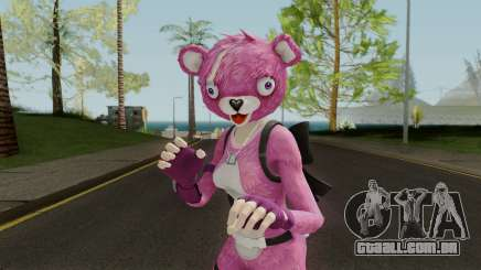 Fortnite Pink Teddy Bear para GTA San Andreas