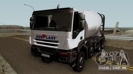 Iveco Trakker - Adeplast Cement para GTA San Andreas