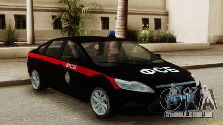 Ford Focus 2 Restyling FSB para GTA San Andreas