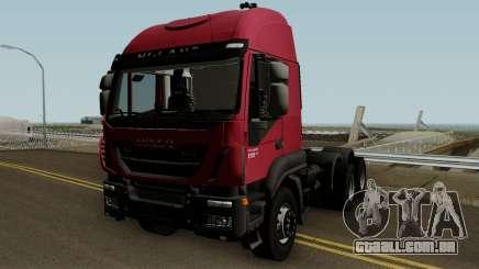 Iveco Trakker Cab High 6x4 para GTA San Andreas