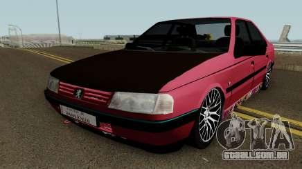 Peugeot 405 GLX para GTA San Andreas