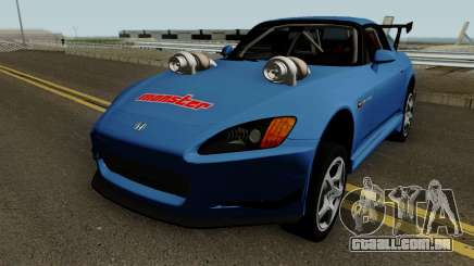 Deuces Honda S2000 para GTA San Andreas
