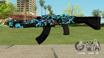 Call of Duty Infinite Warfare: Volk Goliath para GTA San Andreas