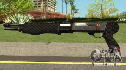 Shotgun Gucci para GTA San Andreas