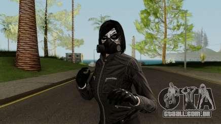 GTA Online Random Skin Heist 2 para GTA San Andreas