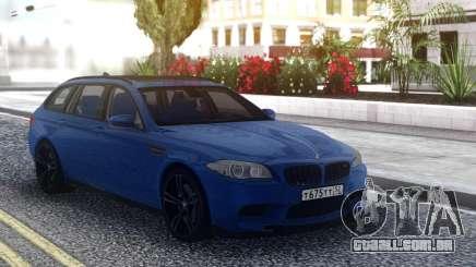 BMW M5 F11 Travaler para GTA San Andreas