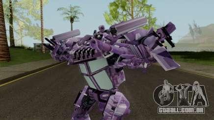 Transformers 2007 Shockwave para GTA San Andreas