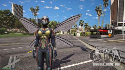 The Wasp para GTA 5