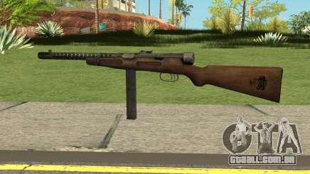 Beretta M38A SMG para GTA San Andreas