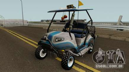 Fortnite Golf Car para GTA San Andreas