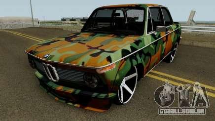 BMW 2002 SsSnake para GTA San Andreas