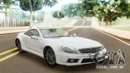 Mercedes-Benz SL65 Coupe para GTA San Andreas