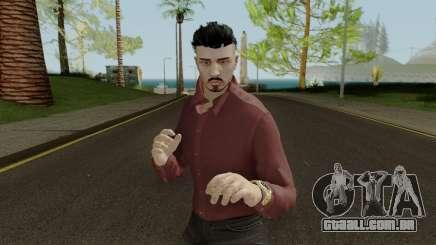 GTA Online Skin 3 Ballas1 para GTA San Andreas