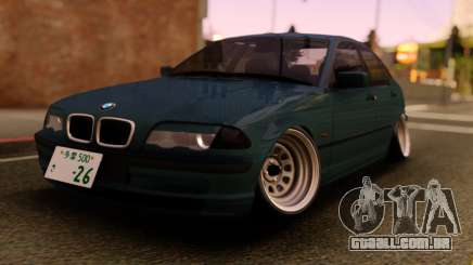 BMW 3-er E46 Sedan para GTA San Andreas