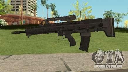 Call of Duty MWR: BOS-14 para GTA San Andreas