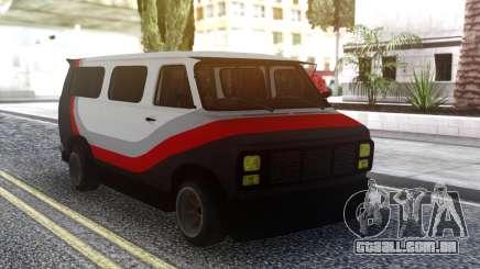 GMC Van para GTA San Andreas