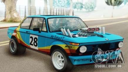 BMW E10 para GTA San Andreas