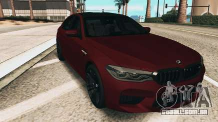 BMW M5 F90 First Edition para GTA San Andreas