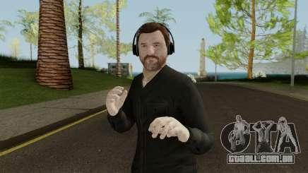 GTA Online: After Hours Solomun DJ para GTA San Andreas