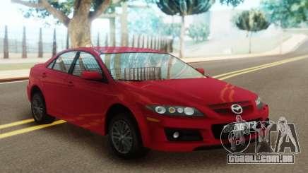 2008 Mazda 6 MPS para GTA San Andreas