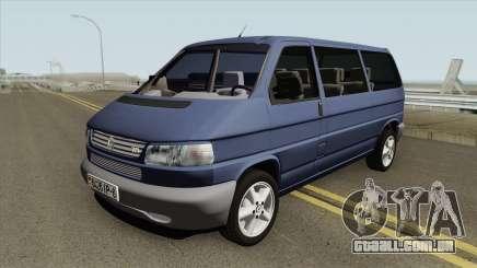 Volkswagen Caravelle T4 (Final) para GTA San Andreas