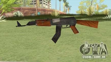 AK47 (Counter Strike 1.6) para GTA San Andreas