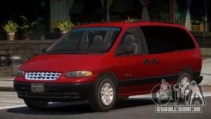 1996 Plymouth Grand Voyager (Final) para GTA 4