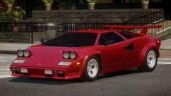 1985 Lamborghini Countach LP500 QV para GTA 4