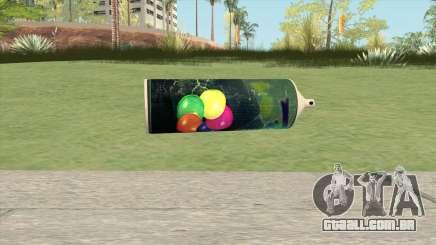Spray Can (HD) para GTA San Andreas