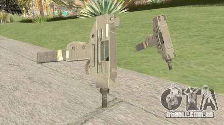 Uzi (HD) para GTA San Andreas
