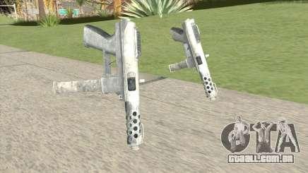 Tec 9 (HD) para GTA San Andreas
