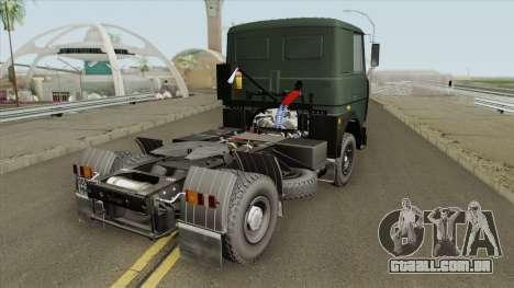 MAZ 5432 (MQ) para GTA San Andreas