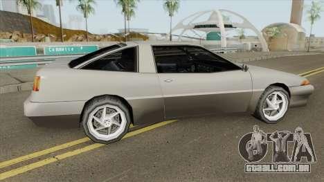 Uranus (No Dirt) para GTA San Andreas