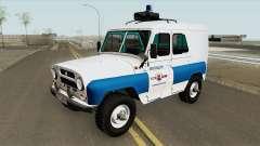 UAZ 3151 (Polícia Municipal)