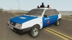 2109 GAI para GTA San Andreas